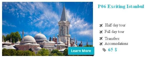 P06 Istanbul Hagia (St.) Sophia + Blue Mosque + Hippodrome + Topkapi Palace